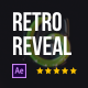 Retro Style Logo Reveal - VideoHive Item for Sale