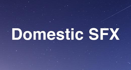 Domestic SFX