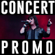 Concert Promo - VideoHive Item for Sale
