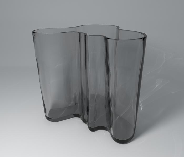 savoy vase 1937 alvar aalto by arximat 3docean. Black Bedroom Furniture Sets. Home Design Ideas