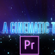 The Galaxy Walk Cinematic Template - Premiere Pro - VideoHive Item for Sale