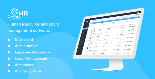 Royex - Human Resource and Payroll Management Software