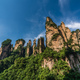 The Gathering of Heavenly Soldiers scenic rock formations - PhotoDune Item for Sale