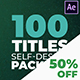 Adaptive Design Titles Pack - After Effects - VideoHive Item for Sale