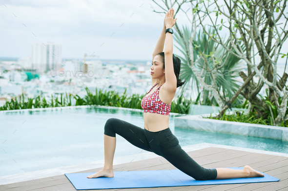 Healthy lifestyle outdoors - Stock Photo - Images