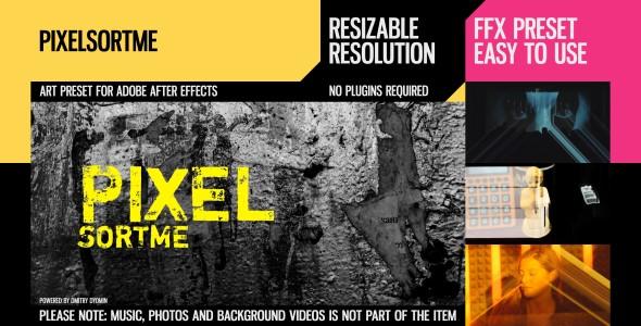 PixelSortMe Download Free