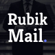 Free Download Rubik - Responsive Email Template with MailChimp Editor, StampReady & Online Builder Nulled