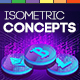 Isometric Technology Concepts Pack - VideoHive Item for Sale