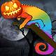 Halloween Mystery Background