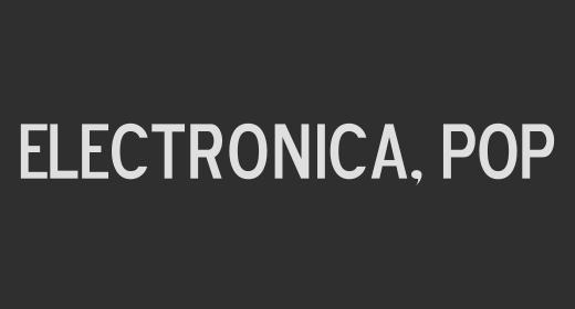 Electronica, Pop