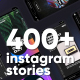 Lava | Instagram Stories Pack - VideoHive Item for Sale