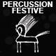 Festive Drum Percussion