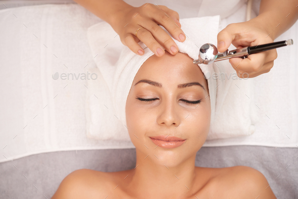 Oxygen therapy - Stock Photo - Images