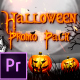 Halloween Teaser Promo Pack - Premiere Pro - VideoHive Item for Sale