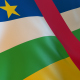 Central African Republic Flag - VideoHive Item for Sale