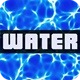 Abstract Water Background - VideoHive Item for Sale
