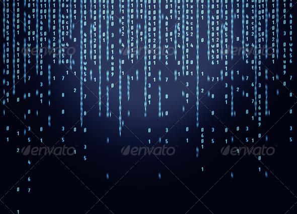 Binary code - Stock Photo - Images