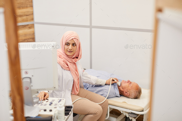 Therapy in Clinic - Stock Photo - Images