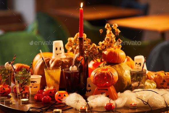 Halloween Decorations - Stock Photo - Images