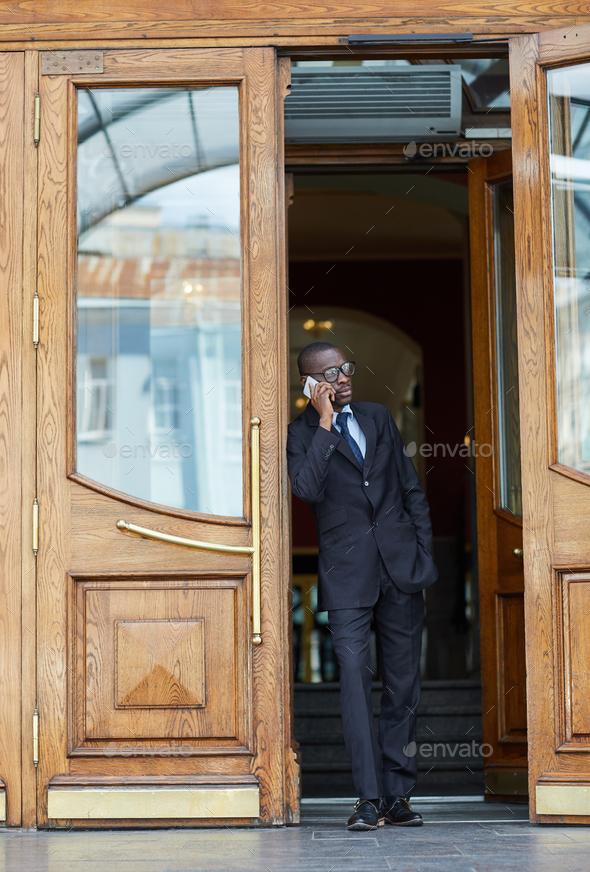 African-American Gentleman - Stock Photo - Images