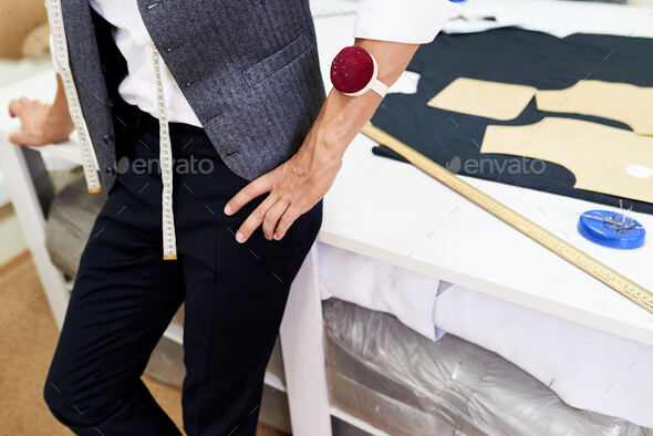 Modern Fashion Designer - Stock Photo - Images