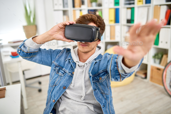 VR Game - Stock Photo - Images