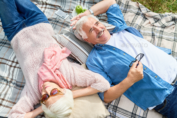 Spending Time with Your Soulmate - Stock Photo - Images