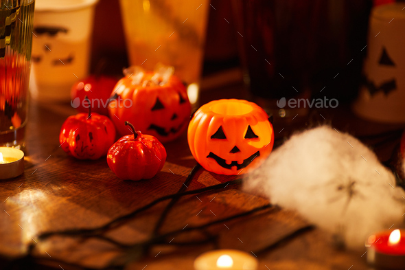 Decorations for Halloween - Stock Photo - Images