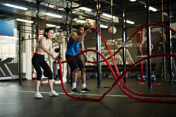 Strength Workout - Stock Photo - Images