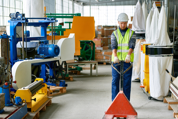 Factory Worker - Stock Photo - Images