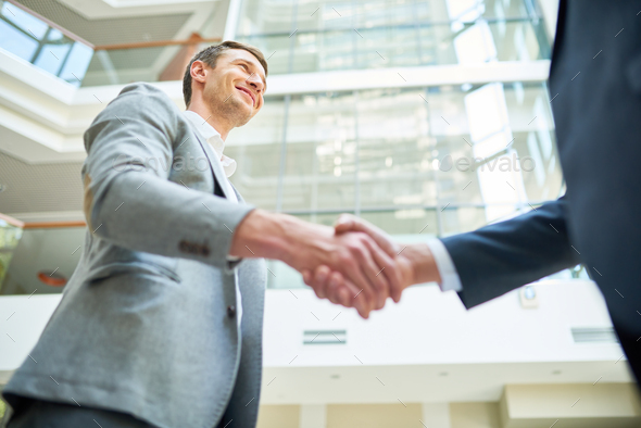 Successful Business Deal - Stock Photo - Images