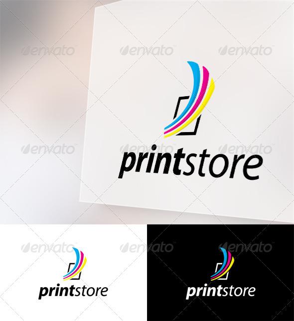 PrintStore Logo Template - Symbols Logo Templates