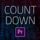 Digital Countdown - VideoHive Item for Sale