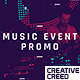 Music Event Promotion / Party Invitation / EDM Festival / Night Club / DJ Performance - VideoHive Item for Sale