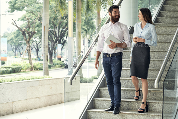 Young entrepreneurs - Stock Photo - Images