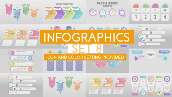 Infographics Set 8 Download Free