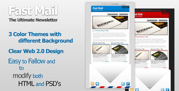 Free Download Fast Mail Web 2.0 Nulled Latest Version