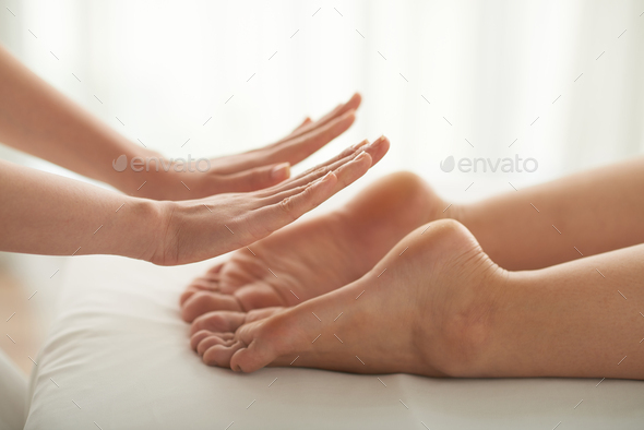 Healing therapy - Stock Photo - Images