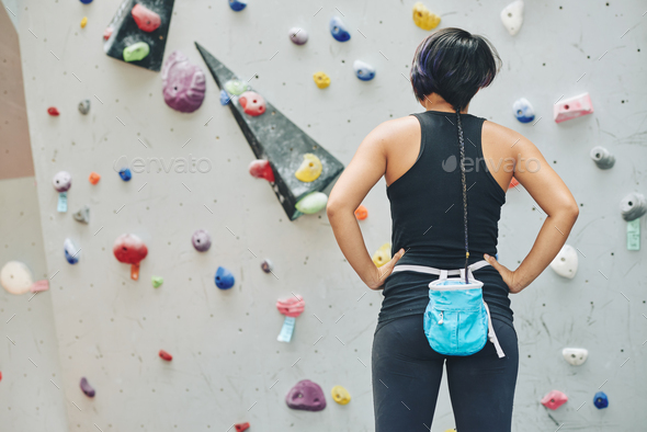 Ready for climbing - Stock Photo - Images