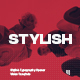 Stylish Urban Opener - VideoHive Item for Sale