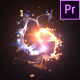 Fast Particle Reveal Title - VideoHive Item for Sale