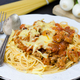 Italian spaghetti bolognese - PhotoDune Item for Sale