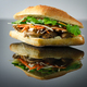 Vietnamese Pork Banh Mi Sandwich - PhotoDune Item for Sale