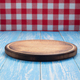 pizza cutting board and napkin tablecloth - PhotoDune Item for Sale