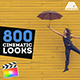 Cinematic Looks | Color Presets Pack - Final Cut - VideoHive Item for Sale