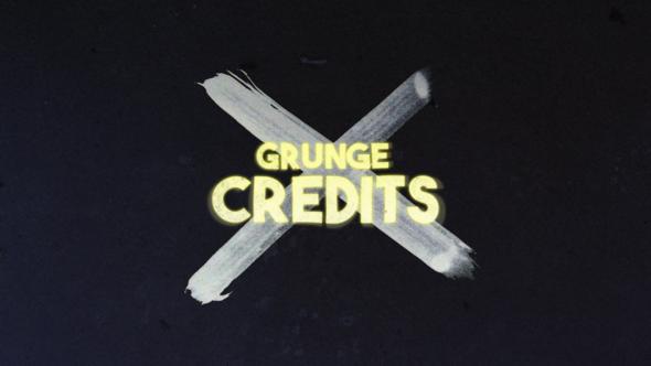 Grange Credits