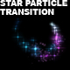 Star Dust Particle Transition (w/Alpha) - VideoHive Item for Sale