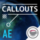 Callout Elements - VideoHive Item for Sale