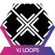 Shape Line Vj Loops Background - VideoHive Item for Sale