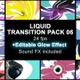 Liquid Transitions Pack 06 - VideoHive Item for Sale